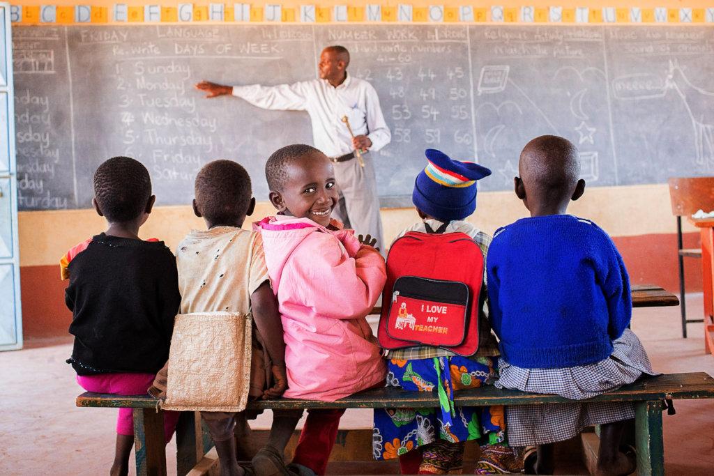 Life-changing Education: Maasai Students in Kenya