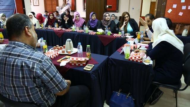 Build an Inclusive Just Climate Community in Gaza