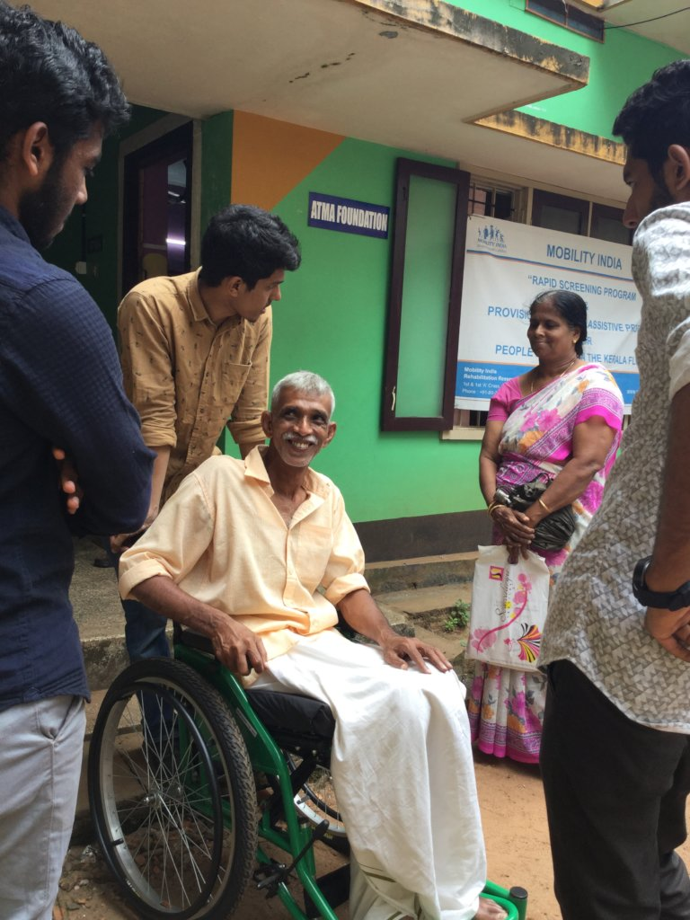 Mobility Aids to 31 Persons in Kerala