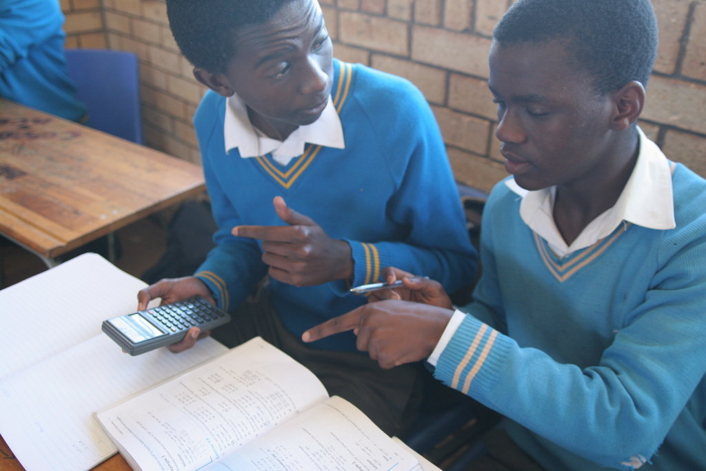Good Quality Education - 50 South African Orphans