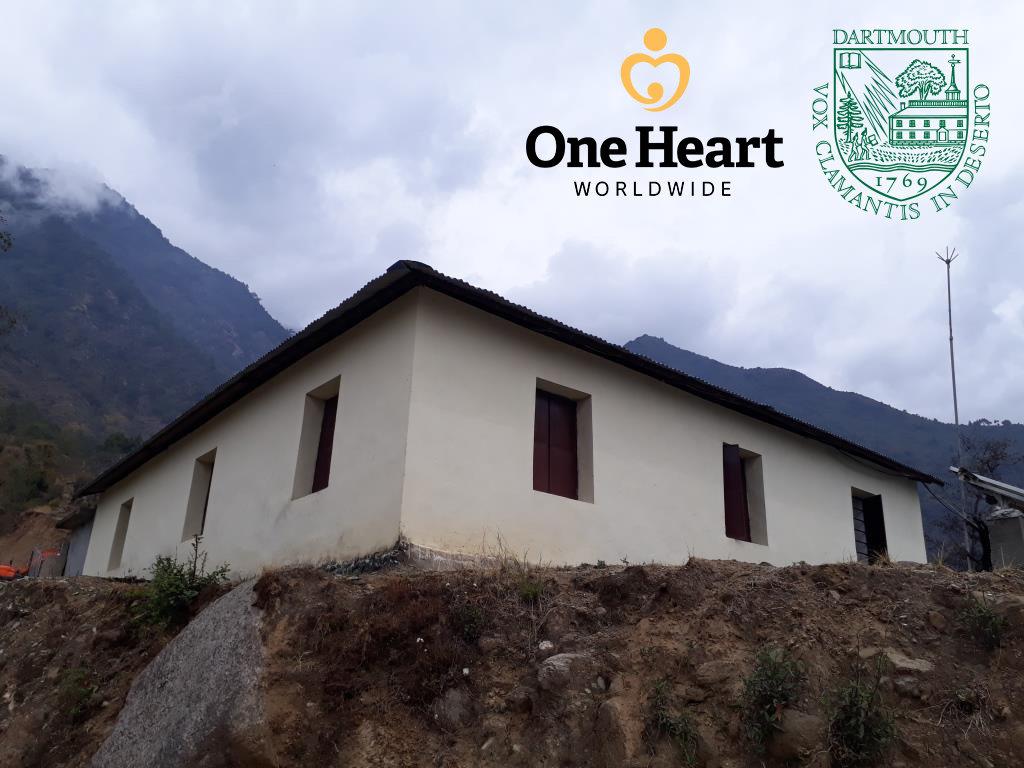Tokarpur Health Post Birthing Center Renovation