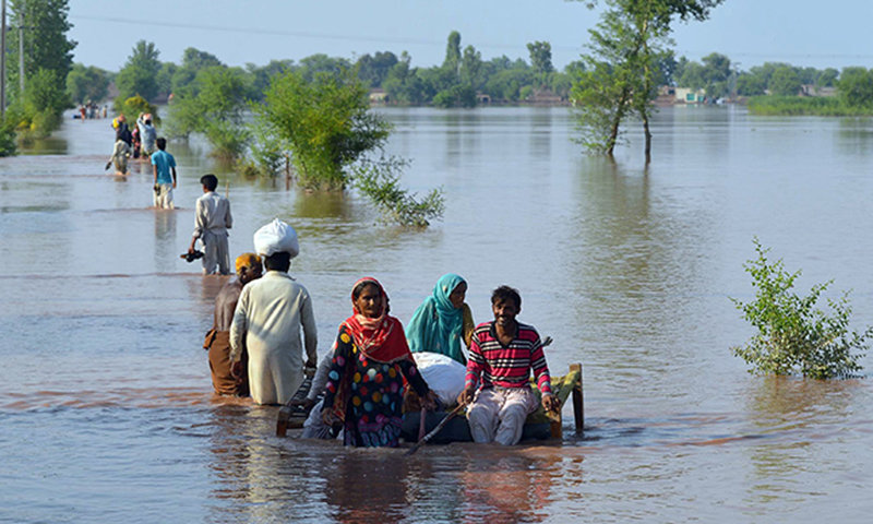 Emergency Appeal for flood  2019 Pakistan