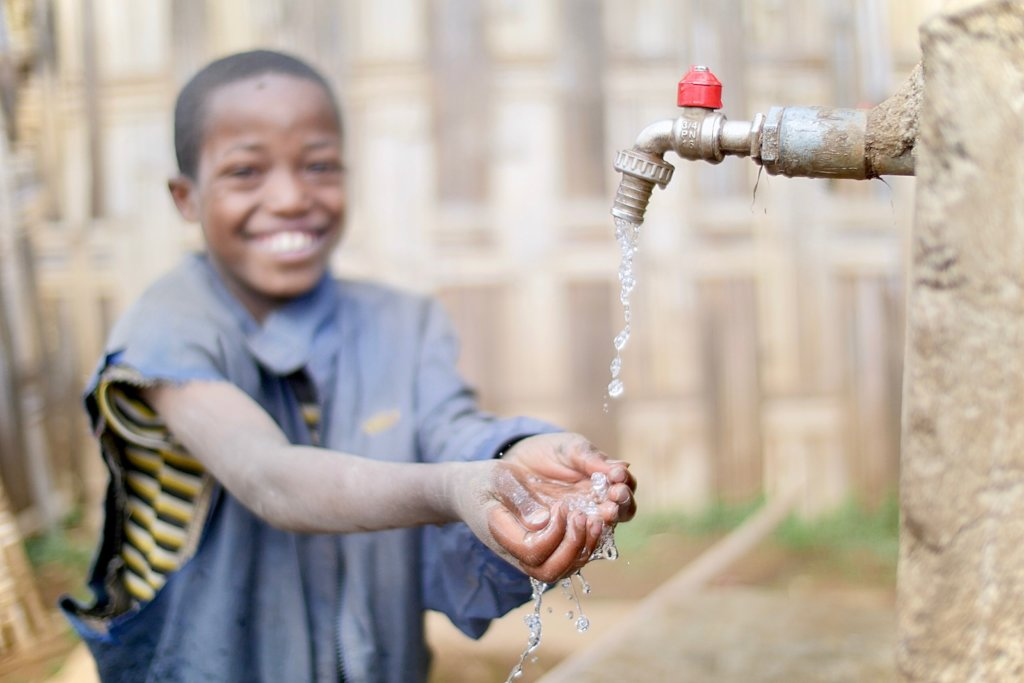 Thirsty for Clean Water, Hungry for HOPE