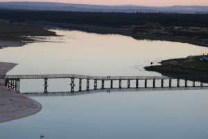 A calm day on the River Lossie