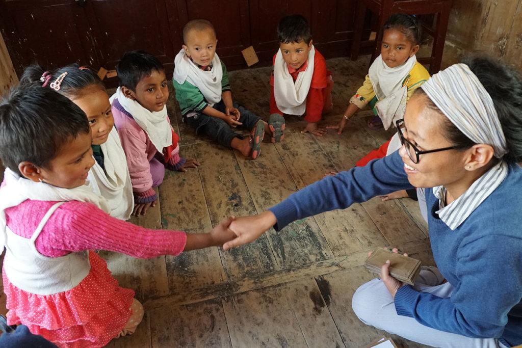 Support Women-Run School in Nepali Village