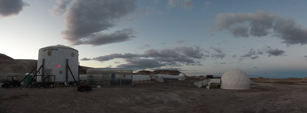 Microplastic in the Desert