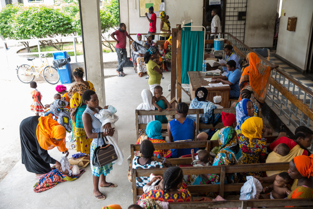 Save Mothers and Babies in Dar es Salaam, Tanzania