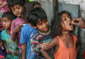 Protect 20,000 Children From Blindness in India