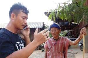 Village Elder and Field Staff