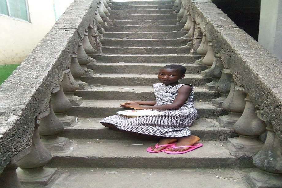Sponsor Education for Vulnerable Kids in Ghana