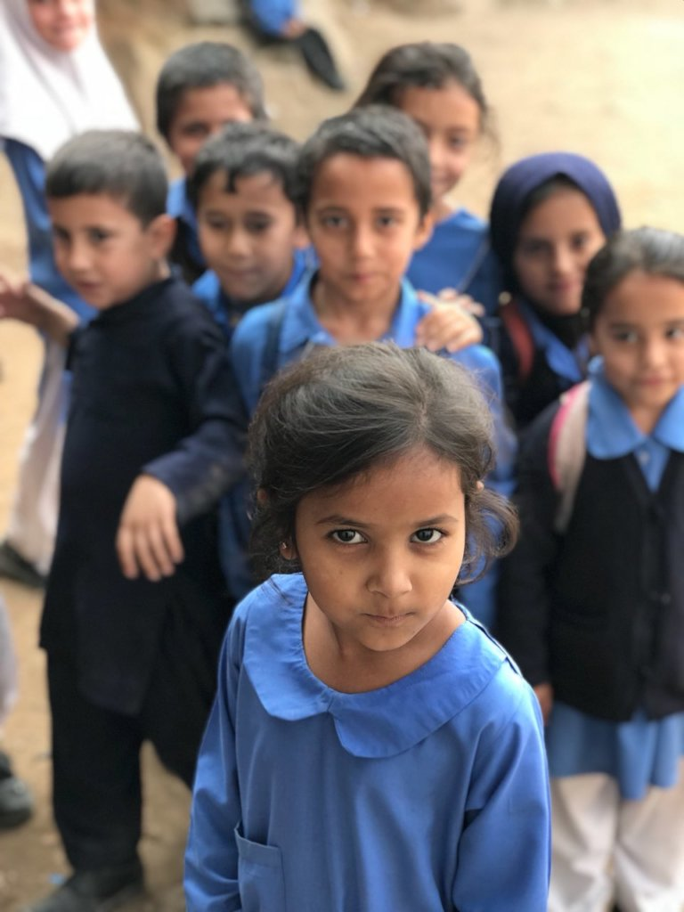 Schools: Educating underserved girls in Pakistan