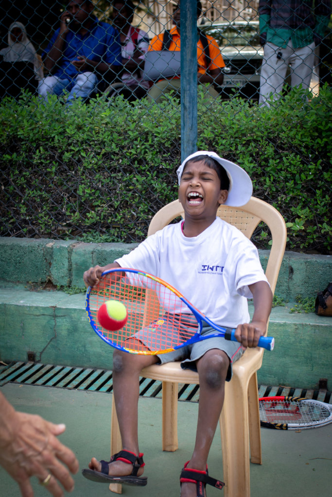 Help kids with disabilities in Rural India Play