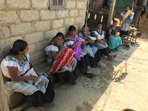 Anemia & malnourished treament for tseltalchildren