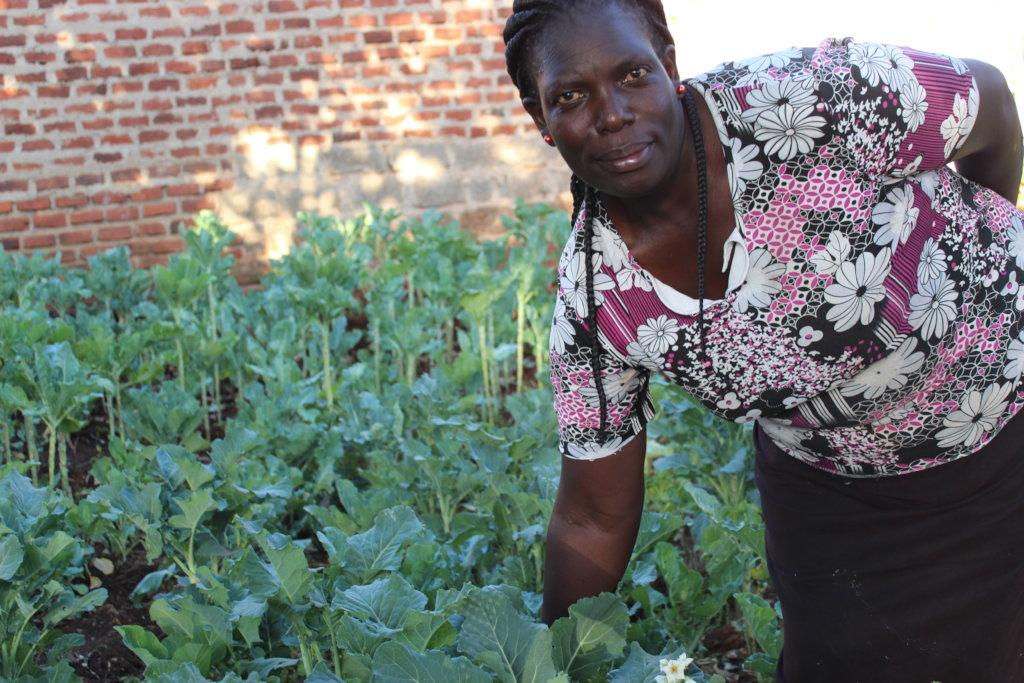 Agribusiness for Women ex-prisoners in Langas slum