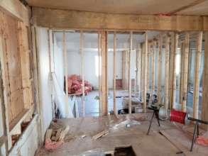 Renovations Begin