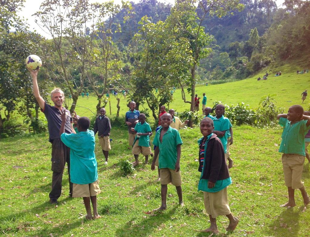 Help Educate 50 Batwa pigmies' Children in Uganda