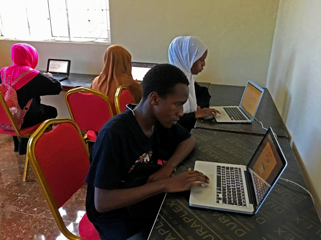 Build a Computer Classroom for Zanzibar Students