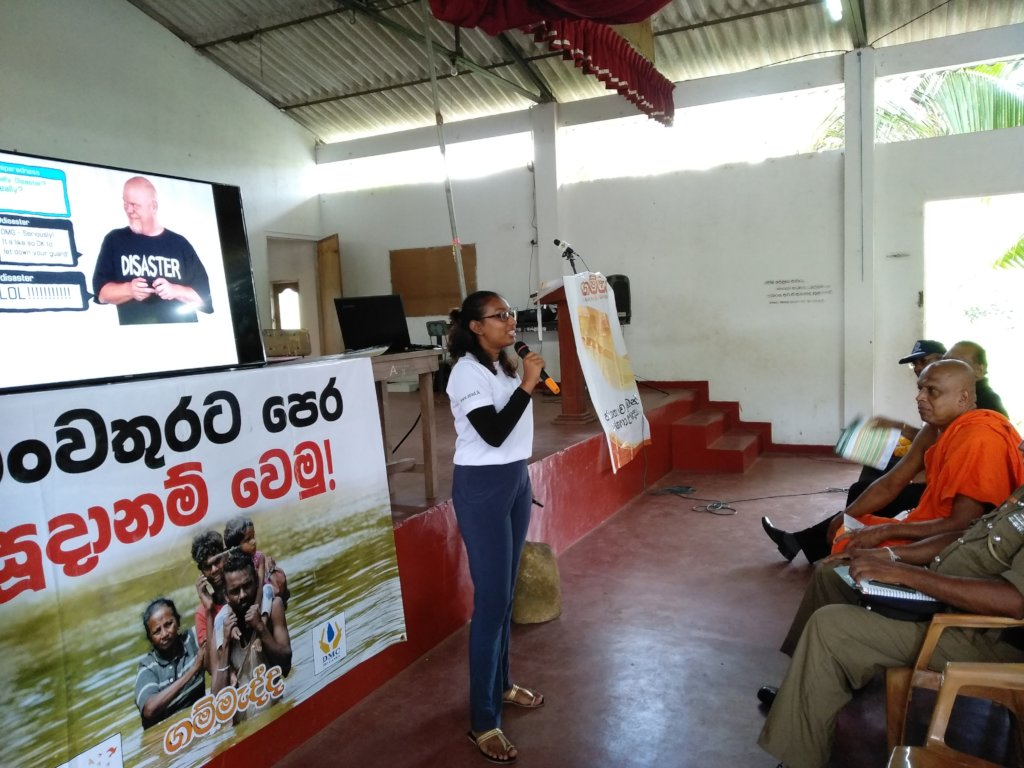 Achieving Zero Deaths During Floods - Sri Lanka