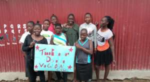Thank you from St Benedict's School of Hope