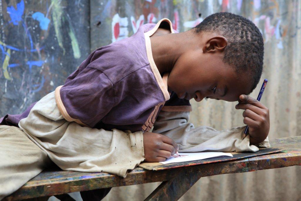 Educating 70+ children in  Mathare Slum Kenya