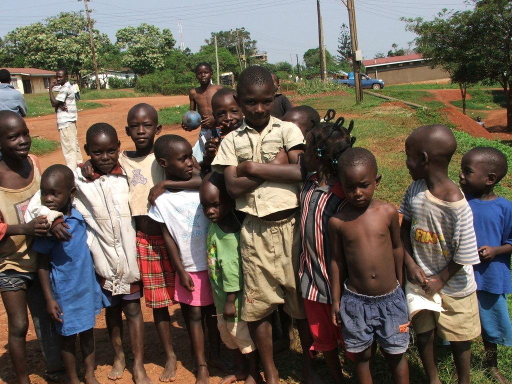 Clean Water for Ruhanga SW Uganda