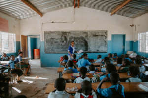 Build 3 Classrooms for 120 Students in Zambia