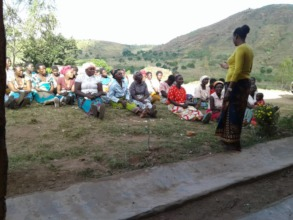 FoodSecurity & Community Banking-Manyenje/Mwandika