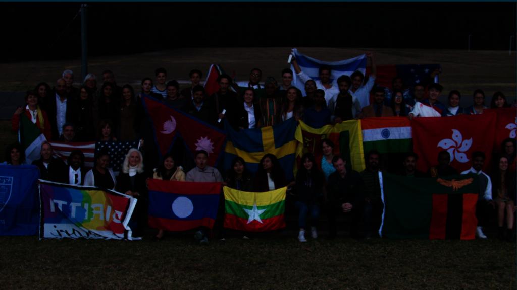 International Youth Media Summit in Nepal
