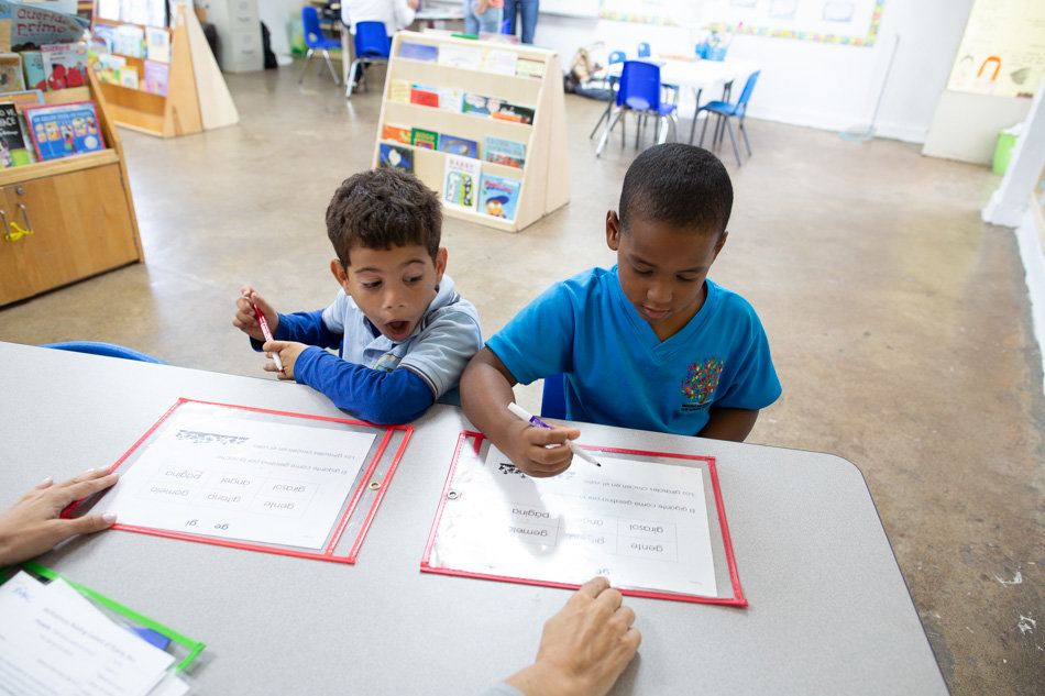 Empower Struggling Readers in Puerto Rico
