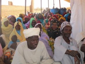 Absharback Village Meeting