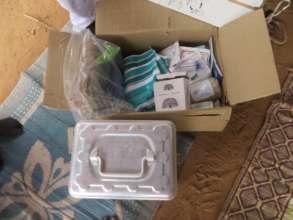Midwife kit
