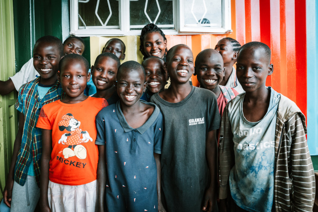 Support and Educate Vulnerable children in Uganda