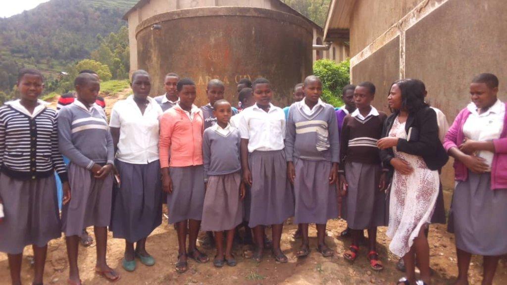 KEEP KISORO GIRLS IN SCHOOL PROGRAMME