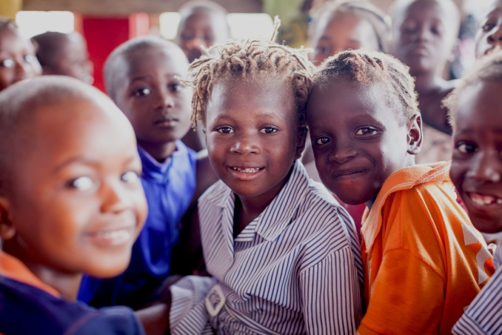 Educate 50 vulnerable children in Sierra Leone