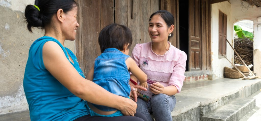 Treating women for cervical cancer in Hue, Vietnam