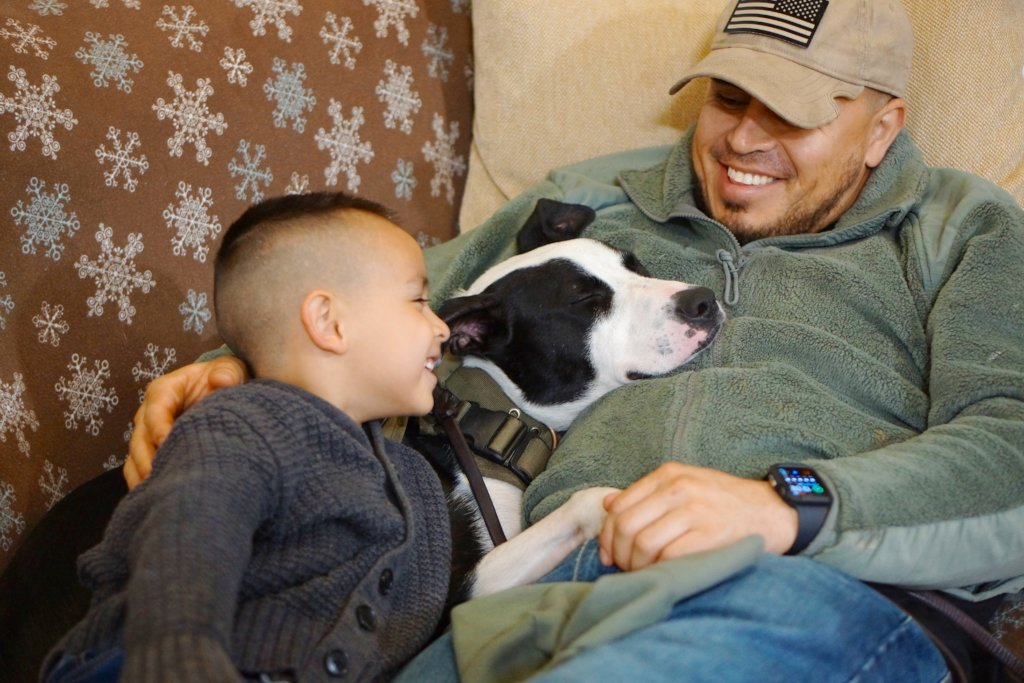Rescue 2 Dogs - Save 2 Disabled Veterans