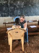 Current Medical Clinic in a school room