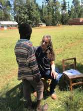 Medical Clinic at Kitale Orphanage