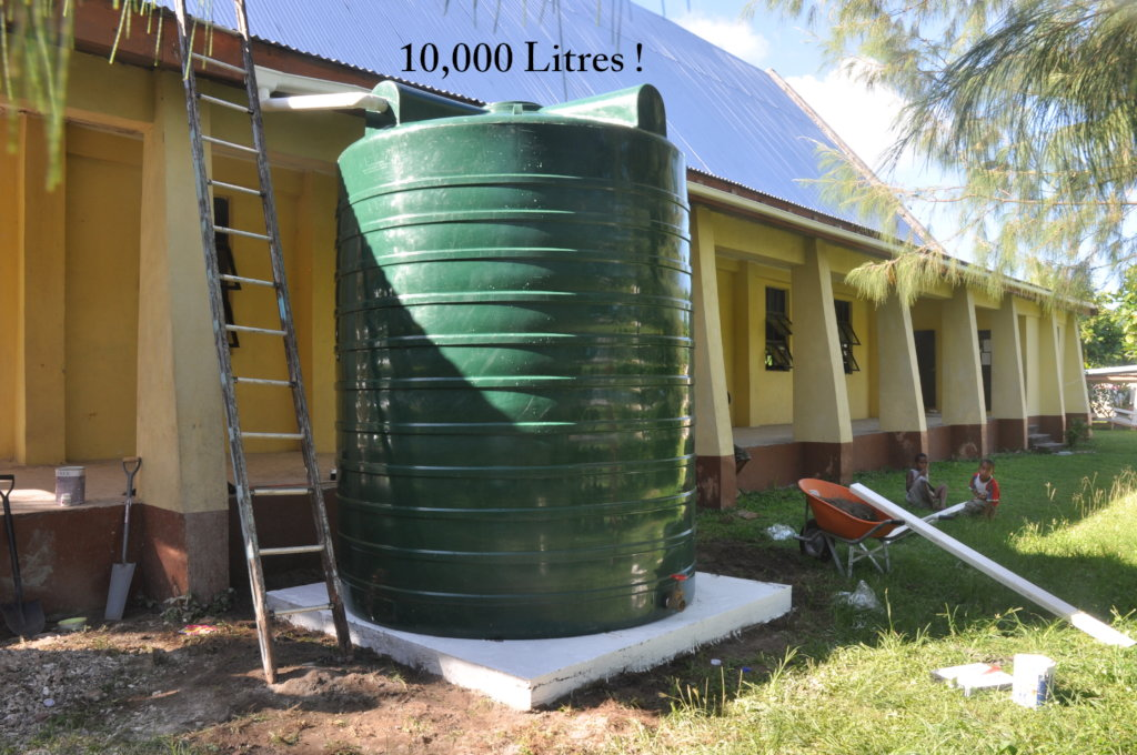 Expanding Access to Water & Sanitation in Caqalai
