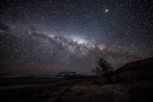 Night in Patagonia