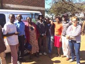 Mbare Community visit