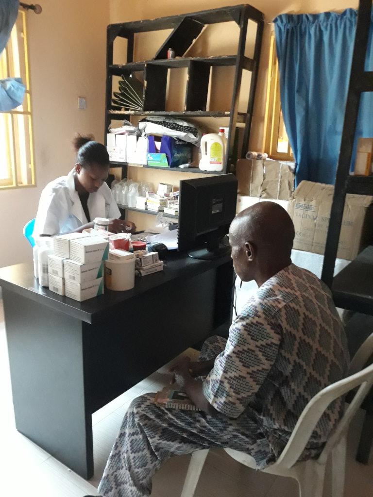 Providing drugs to Poor Hypertensive and Diabetics