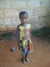 Victoria, age 6