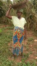 Fatia working to provide for her family's future