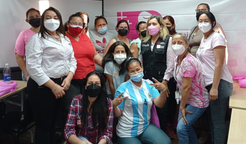 Help 1,100 Venezuelans rebuild their life in Peru