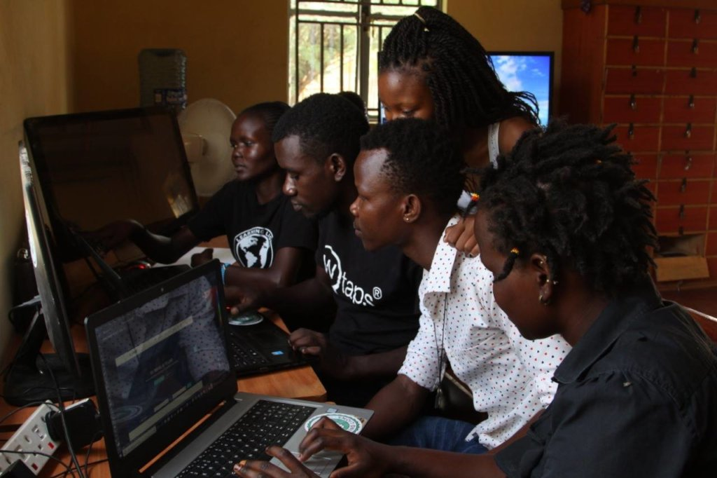 ICT Education & Job Creation for Rural Africa