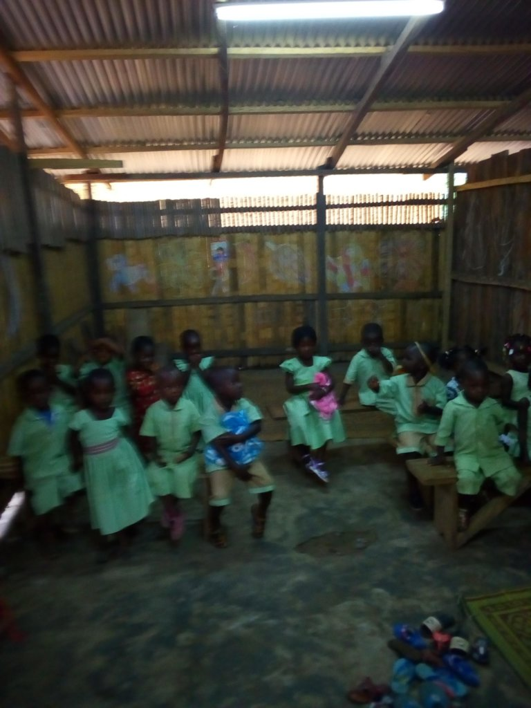 Child Education in Grand-Lahou  Cote d'Ivoire