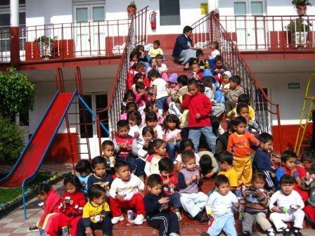 Casa Cuna La Paz - Help Children in Need