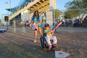 Activities with children with different abilities