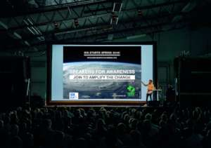 Help build a speaker platform to raise awareness
